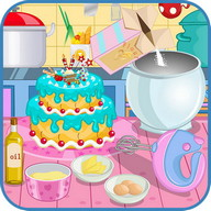 Cooking Celebration Cake