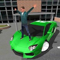 Crime course automobilistes 3D