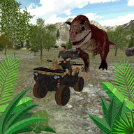 Dino Atv Adventures Parking 3d