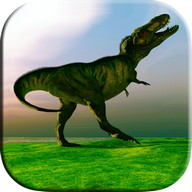 Dinosaur Scratch and Paint - Free Game for Kids
