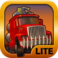 Earn to Die Lite - Drive your truck through swarms of the undead
