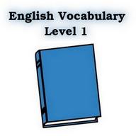 English Vocabulary - Level 1