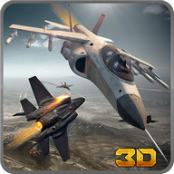 F18 Army Fighter Jet Attack - Non-stop air battles in this game