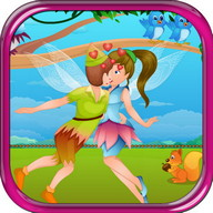 Fairy Love Story Girls Games