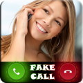 Fake incoming call