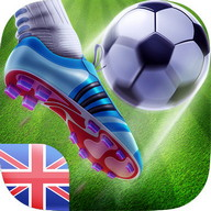 Flick Shoot UK - Kick the ball and beat the goalkeeper