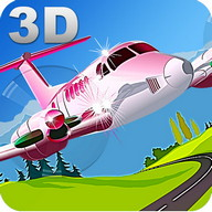 Airplane Flight Simulator B58