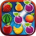 Fruit Crush Mania-Swipe
