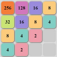 2048 Free Puzzle game