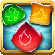Gems Journey - Another substitute for Bejeweled and Candy Crush, match gems in 3s
