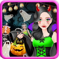 Princess halloween games