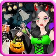 Princess halloween games