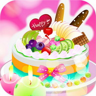Happy Cake Master Cooking Game