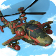 Helicopter Gunship Battle Game
