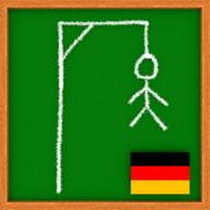 Henker (Galgenmännchen) Deutsch