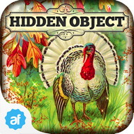 Hidden Object - Happy Thanksgiving Free