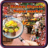 Hidden Object Supermarket Game