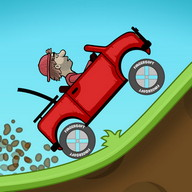 Hill Climb Racing - Climb the hill at full speed