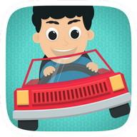 बच्चों खिलौना कार खेल मुक्त