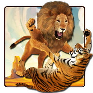 Lion Vs Tiger Wild Adventure