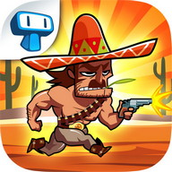Macho Dash - Mexican Matador Shooting Action