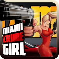 Miami Crime Girl