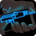 Neon Gun Weapon