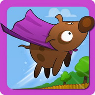 Paf! - The flying dog lands in Android