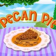 Pecan Pie Dessert Cooking
