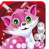 Pet Care Salon Games for Girls