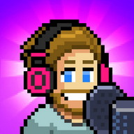 PewDiePie: Tuber Simulator - Become a successful YouTube with the help of PewDiePie
