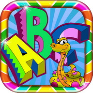 Coloring Games : Alphabet