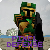 Pixel FPS - Shooting Defense