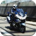 Police Moto Game - Drive a police motorcycle and own the road