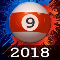 9 Ball Pro 2018 - Free Pool 9 Billard Online Game
