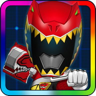 Power Rangers Dash - A runner action game in which you play with the Power Rangers