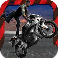 Race, Stunt, Fight, 2! FREE - Run crazy races and knock your opponents off their bikes