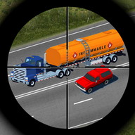Real City Traffic sniper