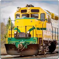 train roulant simulateur réel