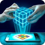 Rubiks Cube 3D Simulator
