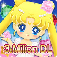 Sailor Moon Drops - Help Sailor Moon on this entertaining adventure