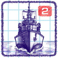 Sea Battle 2 - Defeat your enemy on the high seas by sinking his fleet