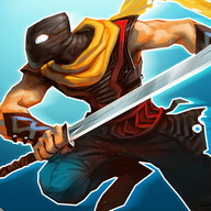 Shadow Blade - Ninjas, platforms and a lot of blood