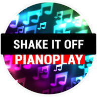 ''Shake It Off'' PianoPlay