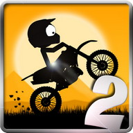 Stick Stunt Biker 2 - The most spectacular 2D motorcycle races