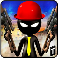 Stickman Sniper Shooting 3D