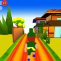 Super Ninja Runner 3D