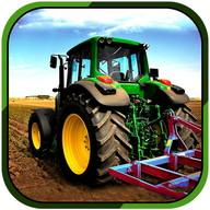 Трактор Фермер симулятор 2 016