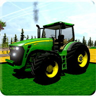 Tractor Parking Mania : Farms