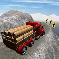 Truck Speed Driving 3D - Get your truck's shipment to its destination quickly and carefully